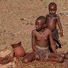 (Nico-94) Tags: africa namibia wildlife kid himba people children