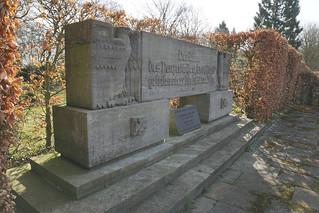 Ehrenfriedhof Panzerschiff