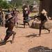 Taberma ethnic group ritual fight