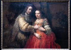 Isaac and Rebecca, known as 'The Jewish Bride' | Rembrandt van Rijn | c.1665–c.1669 | The Rijksmuseum-28 (Paul Dykes) Tags: rijksmuseum museumofthenetherlands art gallery museum amsterdam netherlands nl holland isaacandrebecca thejewishbride rembrandtvanrijn 1665 1669