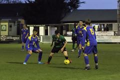 BHTFC Development Team v East Grinstead Town Development Team 7-1 17.04.18 (Official_Burgess Hill Town FC) Tags: bhtfc development u23 team football nonleague evening floodlight bostik sussex burgesshill cnthings chrisneal nikon d7100