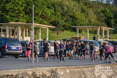 Japan_20180314_2040-GG WM (gg2cool) Tags: japan okinawa gg2cool georgiou dragon boat training sunset food paddle rowing beach