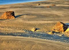Textures (elphweb) Tags: nsw australia hdr highdynamicrange sand sandy shore shoreline rocks rock rocky rockformation seaside