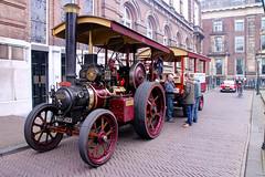 IMG_9482 (Nickvbw) Tags: dagvandehaagsegeschiedenis denhaag marshall plein societeitdewitte stoomopscheveningen stoomkracht stoomtractor steam steamtractor jubilee