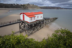 Photo of The old lifeboat station at Tenby