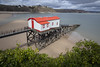 The old lifeboat station at Tenby