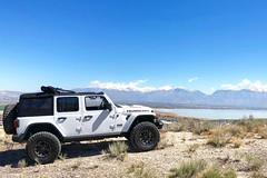 1 (tswalloywheels1) Tags: white jeep jl wrangler rubicon 2018 black rhino highland concave monoblock offroad off road truck suv aftermarket wheel wheels rim rims alloy alloys