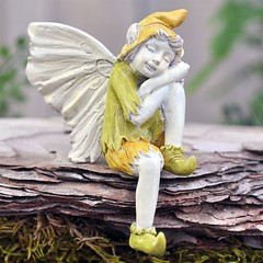 Dozing Fairy Boy (neilsonkalis1) Tags: fairy fairies fairydoll fairywings