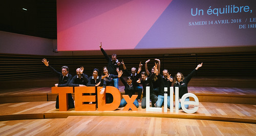 "TEDxLille 2018 • <a style=""font-size:0.8em;"" href=""http://www.flickr.com/photos/119477527@N03/39927820990/"" target=""_blank"">View on Flickr</a>"