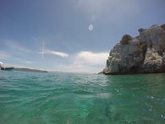 GOPR8589 (urbanlifelens) Tags: mare sea seascape alghero alguer sardegna sardinia underwater fishes pesci seastar stellamarina coast costa sky cielo sun sole