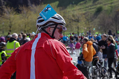 #POP2018  (156 of 230) (Philip Gillespie) Tags: pedal parliament pop pop18 pop2018 scotland edinburgh rally demonstration protest safer cycling canon 5dsr men women man woman kids children boys girls cycles bikes trikes fun feet hands heads swimming water wet urban colour red green yellow blue purple sun sky park clouds rain sunny high visibility wheels spokes police happy waving smiling road street helmets safety splash dogs people crowd group nature outdoors outside banners pool pond lake grass trees talking bike building sport