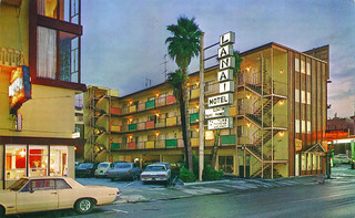 Lanai Motel, San Francisco, California
