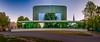 Musis Sacrum Arnhem Panorama (Jaap Mechielsen) Tags: hdr arnhem thenetherlands gelderland architecture sunrise panorama europe musissacrum nederland europa guelders zonsopkomst nl