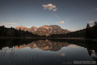 Mirrorlake, Karwendel