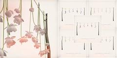 [ keke ] summer party flowers ([ keke ] by Kean Kelly) Tags: sl secondlife originalmesh collabor88 c88 keke summer party flowers string