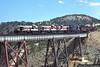 Gordon Creek Trestle (jamesbelmont) Tags: gordoncreek trestle utahrailway utah alco rsd4 rsd12 rsd5 railway wattis