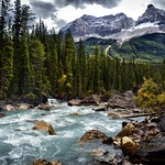 Contrasts and Drama (Yoho National Park) thumbnail