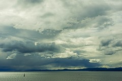 Clouds (F0t0graphy) Tags: clouds cloudy salishsea jamesbay dallasroad nikkor victoria canada britishcolumbia