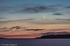 Venus in the night (ToffeHägglund) Tags: venus winternight fullmoon easter kantlax nykarlebyskärgård planet solarsystem