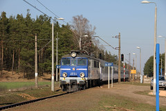 PKP IC EP07-1019 , Granowiec train station 09.04.2018 (szogun000) Tags: granowiec poland polska railroad railway rail pkp station engine locomotive lokomotywa локомотив lokomotive locomotiva locomotora electric elektrowóz ep07 ep071019 pkpic pkpintercity train pociąg поезд treno tren trem passenger tlk 56104 pomorzanin d29355 wielkopolskie wielkopolska greaterpoland canon canoneos550d canonefs18135mmf3556is