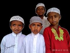 Bangladeshi Cute Madrasa  Students. (Jahnagir Rayhan) Tags: bangladeshi bangladeshichild bangali bangladesh mobilegraphy rayhanphotography madrasastudents qawmimadrasa