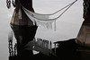 Icicle necklace (danielhast) Tags: madison ice pier icicle lake mendota water