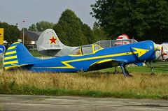 Yakovlev Yak-50 (Aero.passion DBC-1) Tags: spotting lognes 2006 aeropassion biscove dbc1 david avion aircraft aviation plane yakovlev yak50