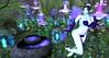 enchanted pond (elliedonut Resident) Tags: limerence fallen gods trap poisoned diamond add andel envisage cc studio skye sl secondlife