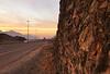 Sunset on the way (2) (Irina.yaNeya) Tags: fujairah uae emirates sunset mountains road rocks sky texture iphone mountain fuyaira eau puestadelsol montañas carretera cielo الفجيرة الامارات غروب جبل طريق سماء фуджейра оаэ эмираты закат горы дорога небо