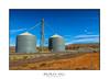 Broken Hill Australia (sugarbellaleah) Tags: australia outback train railway silos sheds gravel loader soil mineral mining remote arid desert dry hot mine silver lead zinc