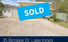 35 Birralee Drive, Lake Innes NSW