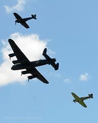 lancaster,spitfire,hurricane,DSC_0075 (stephenturner photography) Tags: east kirby airshow avro lancaster supermarine spitfire hawker hurricane