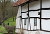 The essence of Zuid-Limburg (RIch-ART In PIXELS) Tags: terstraten nuth zuidlimburg thenetherlands halftimbered grass field hill orchard tree farm fujifilmxt20 fence xt20 village buildingstructure building
