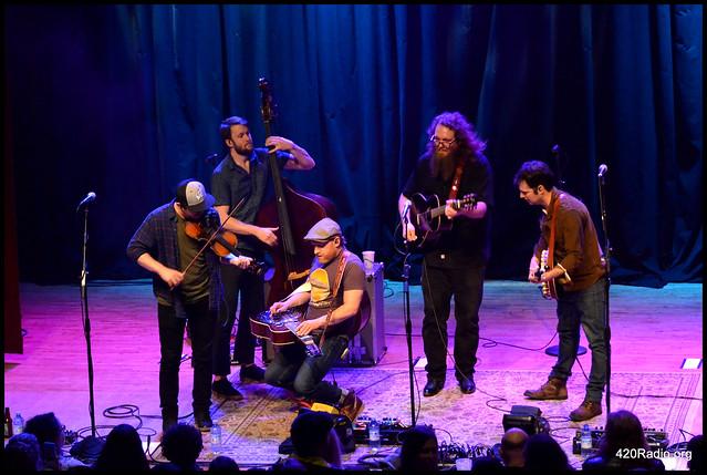 The Lil Smokies - Aladdin Theater - Portland, OR - 04/13/18