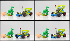 Lego Toy Story RC (hachiroku24) Tags: lego toy story rc moc