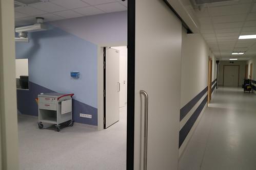 Двери для рентген кабинетов Manusa hermetic doors