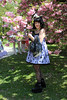 Dream (House Of Secrets Incorporated) Tags: japansetuin japanesegarden hassel belgië belgium tree trees cherryblossoms blossoms flowers sakura fashion jfashion dream angelicpretty