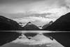 Glacier | Alaska (honey2412) Tags: glacier mountains lake blackandwhite mirror nature beautiful freedom travel wanderlust hiking explore alaska landscape