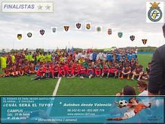 VIII Copa Federación Benjamín Fase**