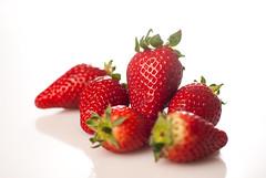 Fragole (mmirko photo) Tags: fragole frutta rossa primavera dolce torta