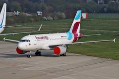 Airbus A319-132 - D-ABGN - HAJ - 11.04.2018 (Matthias Schichta) Tags: hannoverälangenhagen haj eddv airport planespotting aircraft eurowings a319100 dabgn airbus
