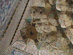 PA035924 (bartlebooth) Tags: shiraz farsprovince iran persia middleeast iranian architecture olympus e510 evolt silkroad persian nasiralmulkmosque pinkmosque nasirolmolkmosque masjedinasiralmulk masjed masjid islam muslim