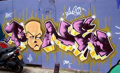 graffiti amsterdam (wojofoto) Tags: amsterdam nederland netherland holland graffiti streetart wojofoto wolfgangjosten