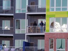 Watching from the balcony 001 (mwlguide) Tags: ballpark ballyard field daytondragons baseball lansing michigan stadium jacksonfield april 4086 cooleystadium oldsmobilepark midwestleague cooleylawschoolstadium oldspark em1 omd omdem1mkii olympus leagues lansinglugnuts em1ii 2018