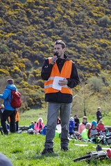 #POP2018  (208 of 230) (Philip Gillespie) Tags: pedal parliament pop pop18 pop2018 scotland edinburgh rally demonstration protest safer cycling canon 5dsr men women man woman kids children boys girls cycles bikes trikes fun feet hands heads swimming water wet urban colour red green yellow blue purple sun sky park clouds rain sunny high visibility wheels spokes police happy waving smiling road street helmets safety splash dogs people crowd group nature outdoors outside banners pool pond lake grass trees talking bike building sport