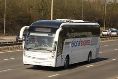 East Yorkshire - YY63 OJB (peco59) Tags: yy63ojb volvo b9r caetano levante eyms eastyorkshire nationalexpress psv pcv b9