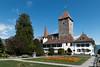 Schloss Spiez | Berner Oberland | Schweiz (stgenner) Tags: blauerhimmel blumen frã¼hling garten natur outdoor schlossspiez spiez stefangenner berneroberland frühling