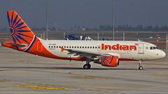 Indian Airbus A319 VT-SCF Bangalore (BLR/VOBL) (Aiel) Tags: indian indianairlines airindia airbus a319 vtscf bangalore bengaluru