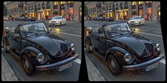 VW Käfer in München 3-D / CrossEye / Stereoscopy / HDR / Raw (Stereotron) Tags: vw käfer beetle oldtimer vintage veteran car dämmerung dawn twilight bayern munich münchen bavaria europe germany deutschland availablelight crosseye crosseyed crossview xview cross eye pair freeview sidebyside sbs kreuzblick 3d 3dphoto 3dstereo 3rddimension spatial stereo stereo3d stereophoto stereophotography stereoscopic stereoscopy stereotron threedimensional stereoview stereophotomaker stereophotograph 3dpicture 3dglasses 3dimage twin canon eos 550d yongnuo radio transmitter remote control synchron kitlens 1855mm tonemapping hdr hdri raw