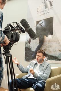 Interview de Daniel Wolfe